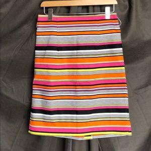 Women's Worthington Skirt 8 Spring Fresh